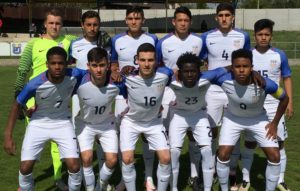 U19MNT vs Ukraine